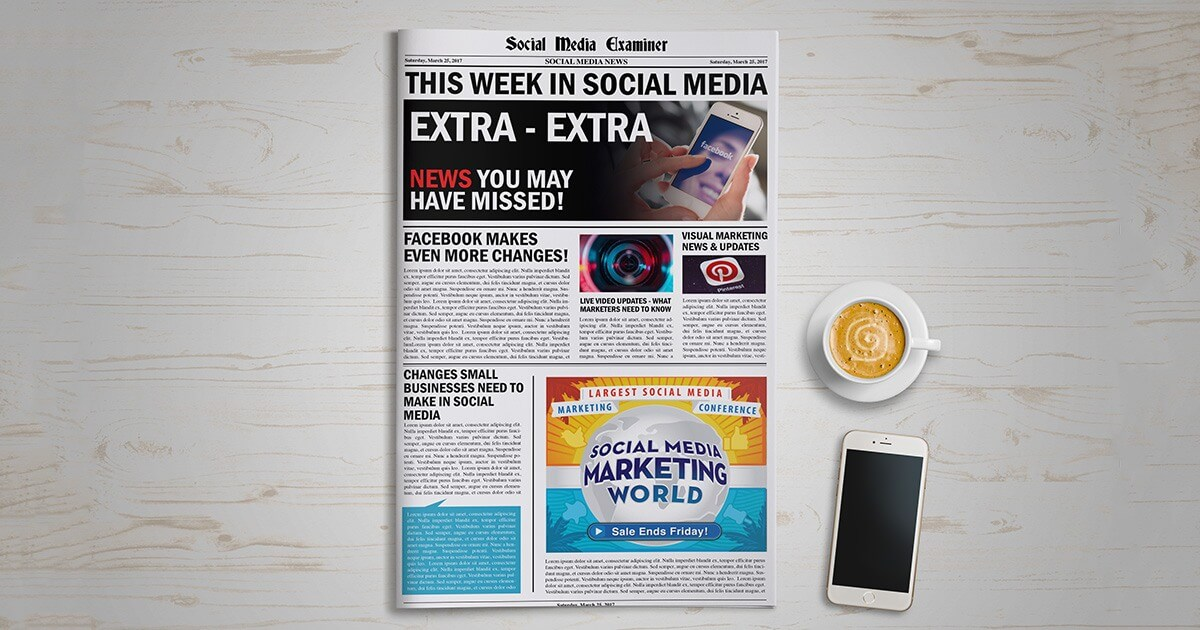 Facebook Tests Video Insights for Profiles: This Week in Social Media