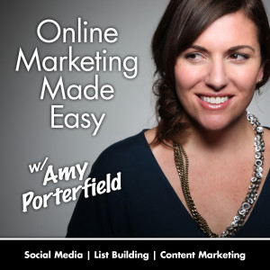 #003: How to Find Your Audience, Get Serious About Content and Build Your Email List: An Interview with Marie Forleo [Podcast]