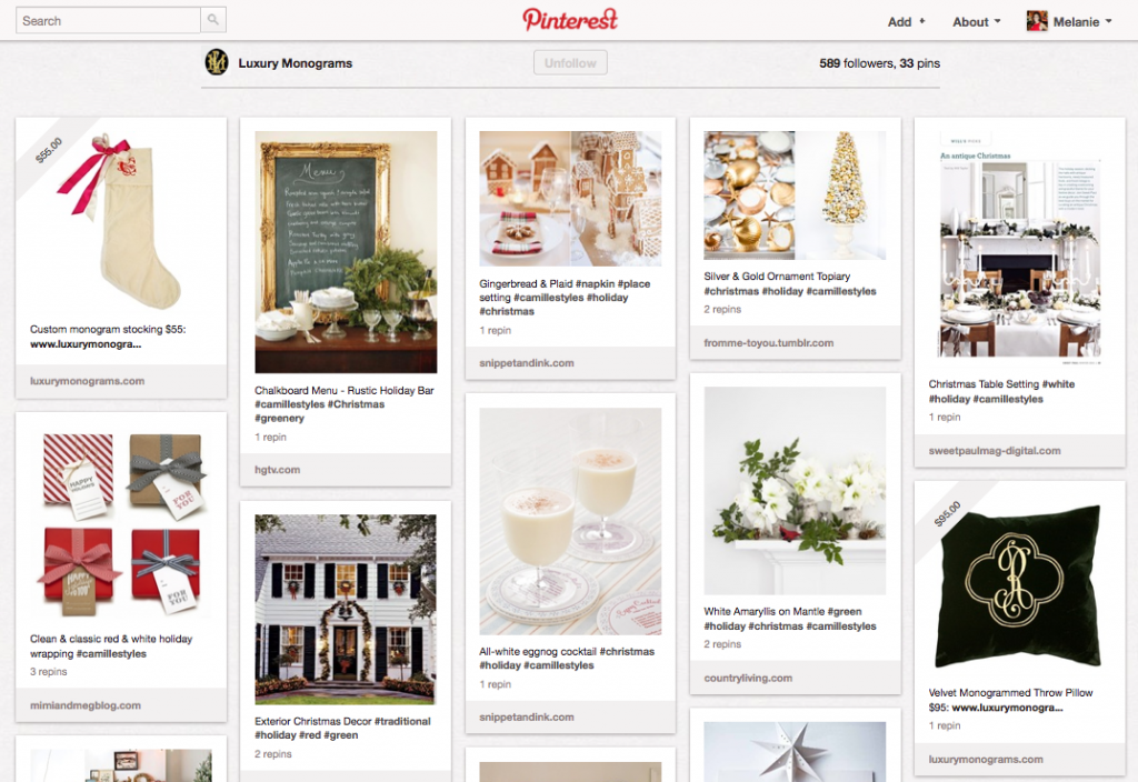 3 Easy Ways Use Pinterest to Get More Sales During the Holidays