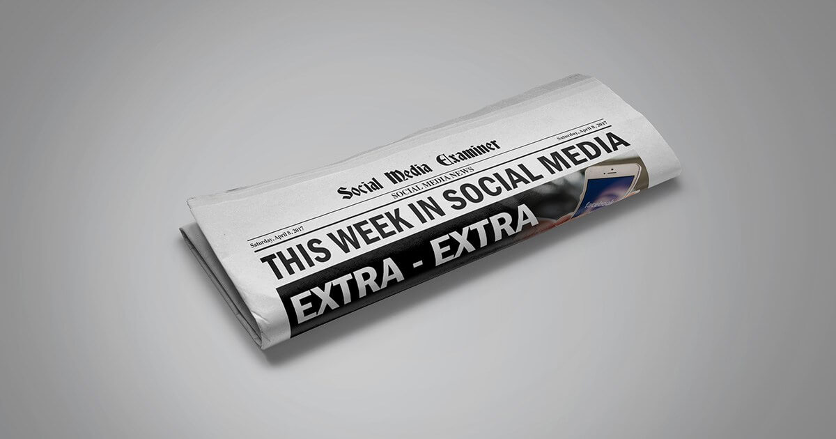 Facebook Tests Live Split-screen Broadcasts: This Week in Social Media