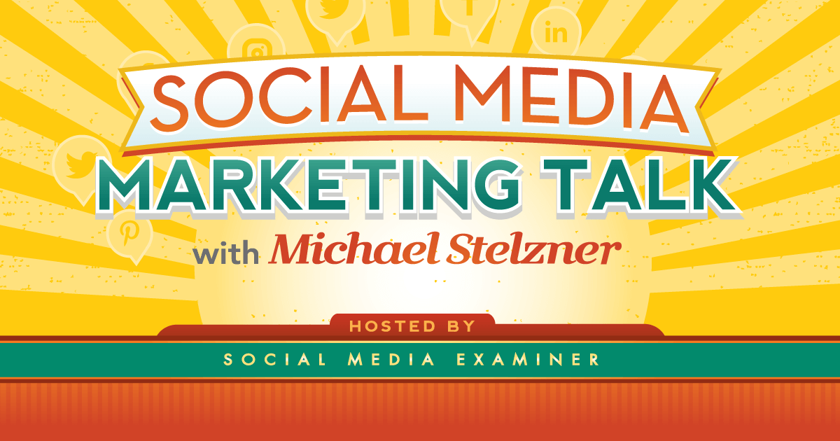 Our New Podcast: Social Media Marketing Talk Show